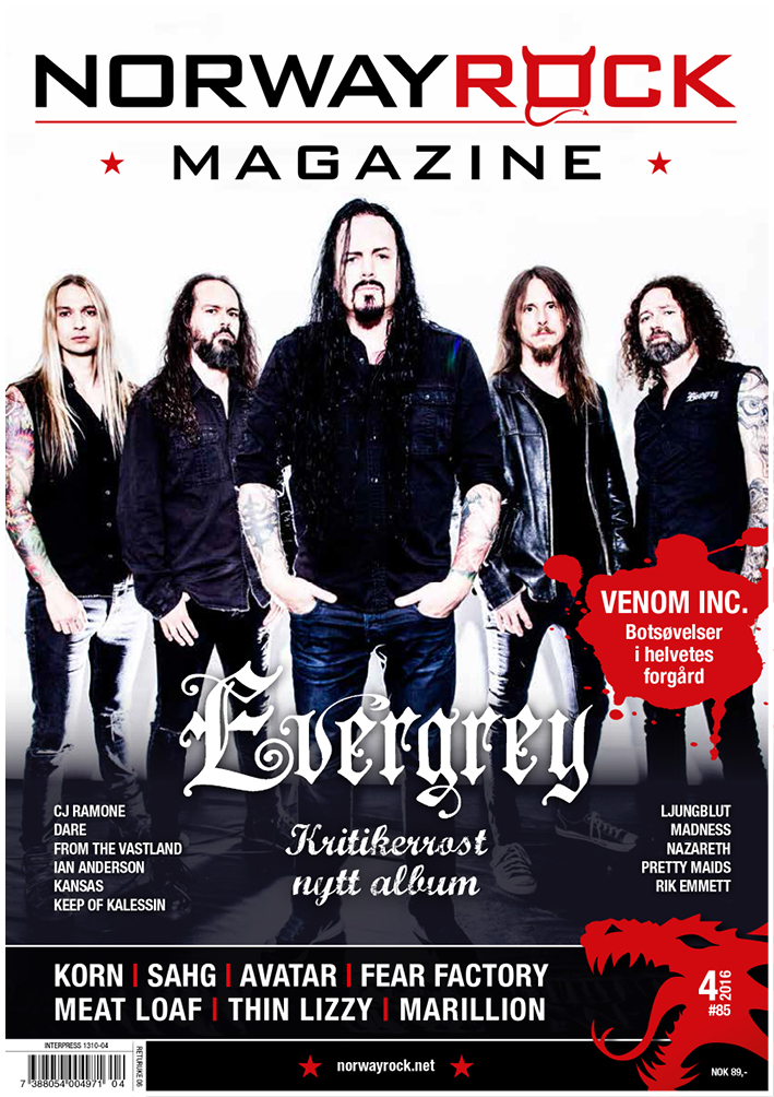NORWAY ROCK MAGAZINE