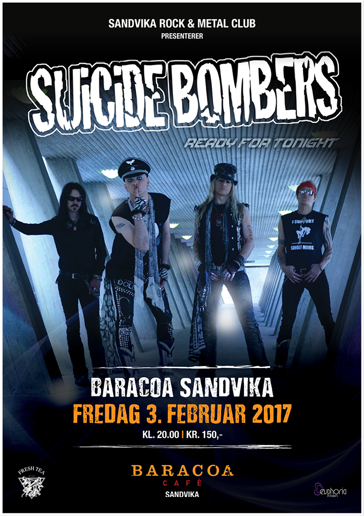 SANDVIKA ROCK & METAL CLUB